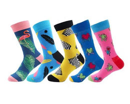Фото - Комплект ярких носков от Friendly Socks (5 пар) - Men box